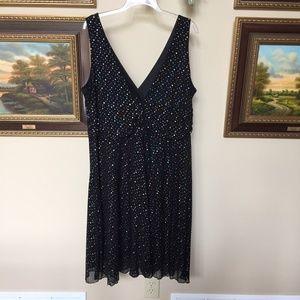 Forever Dresses - ❌SOLD❌ FOREVER Sleeveless Netted Sparkle Dress 2X